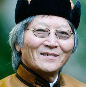 Ein richtiger TUWA Schamane aus der Mongolei